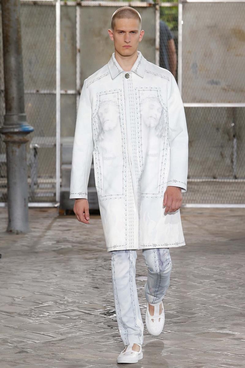 Givenchy Menswear SS 2016 Paris (47)