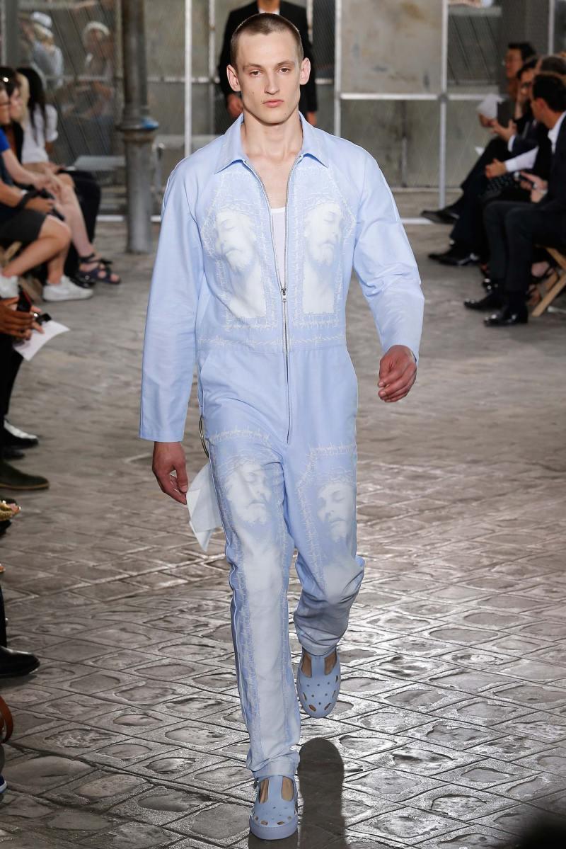Givenchy Menswear SS 2016 Paris (52)