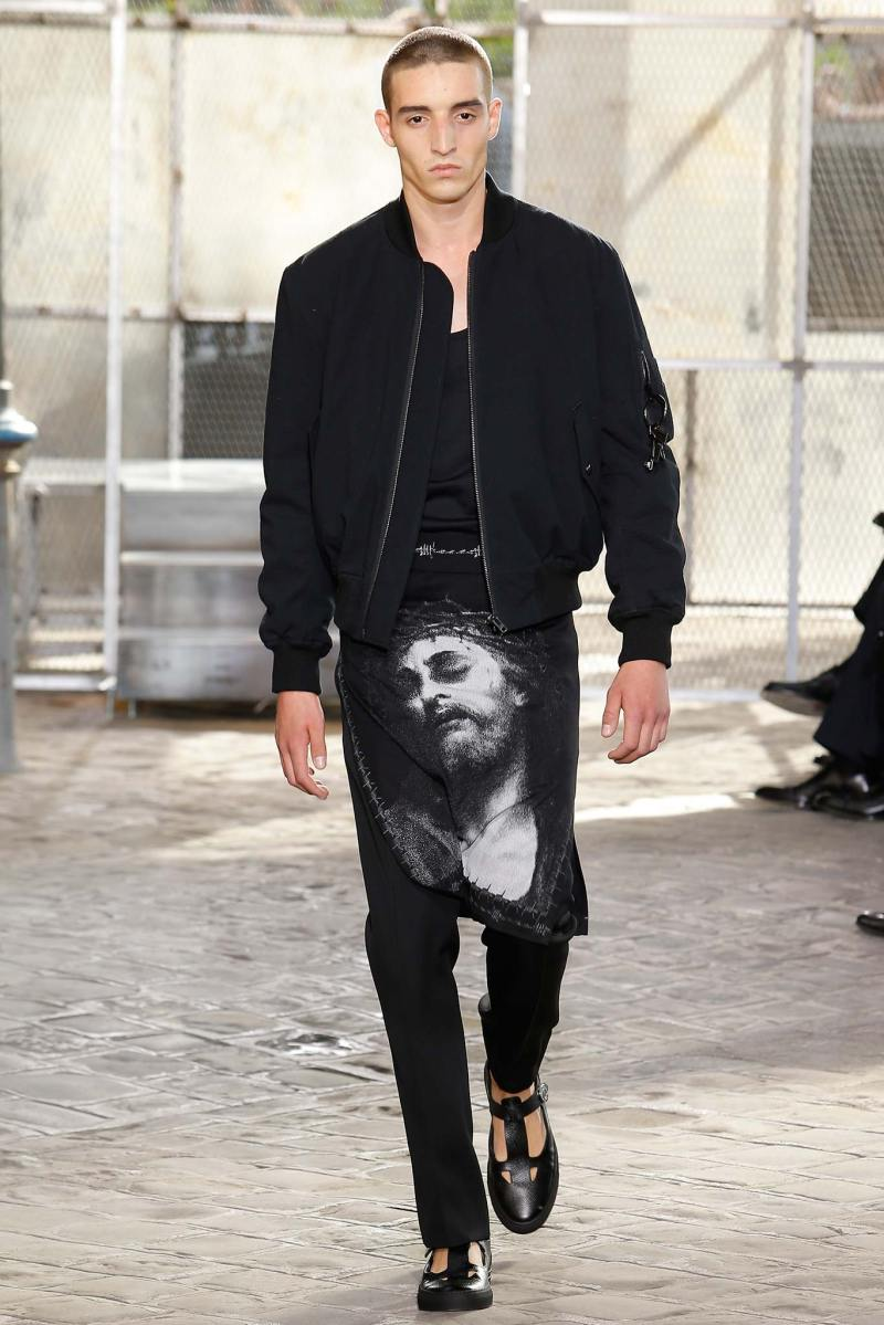 Givenchy Menswear SS 2016 Paris (6)