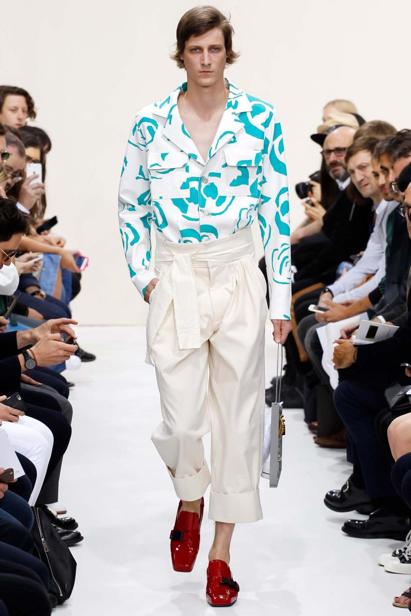 J.W. Anderson Menswear SS 2016 London (2)