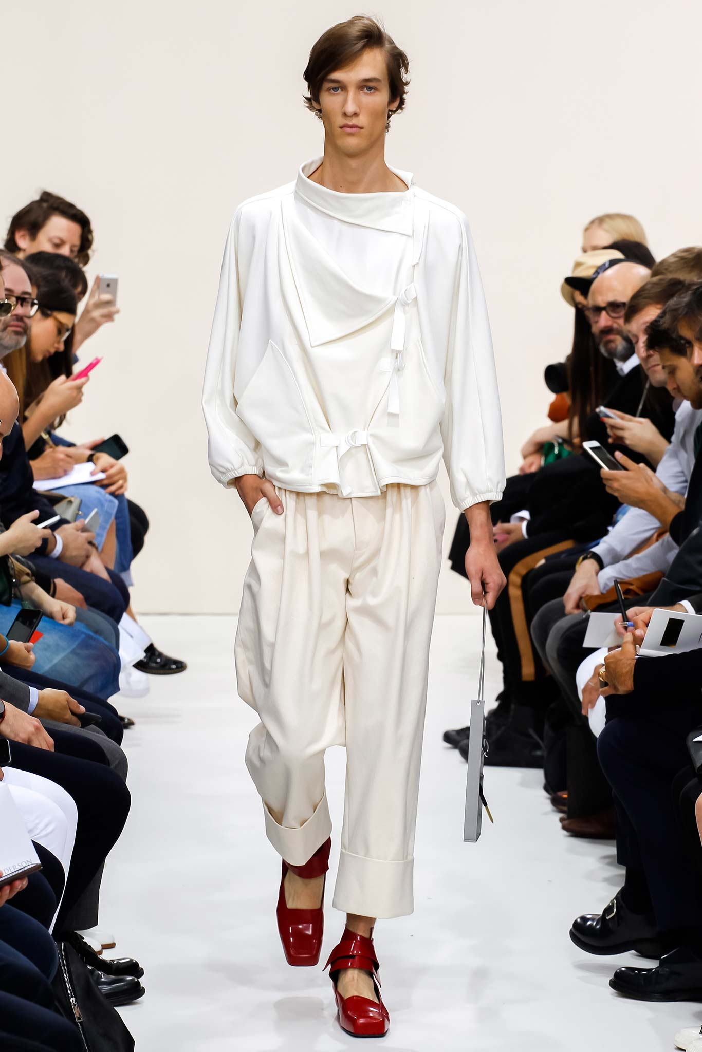 J.W. Anderson Menswear SS 2016 London