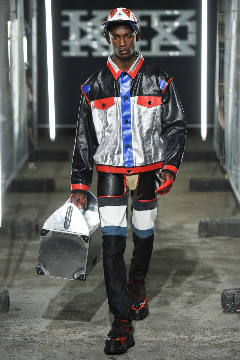KTZ Menswear SS 2016 London (17)