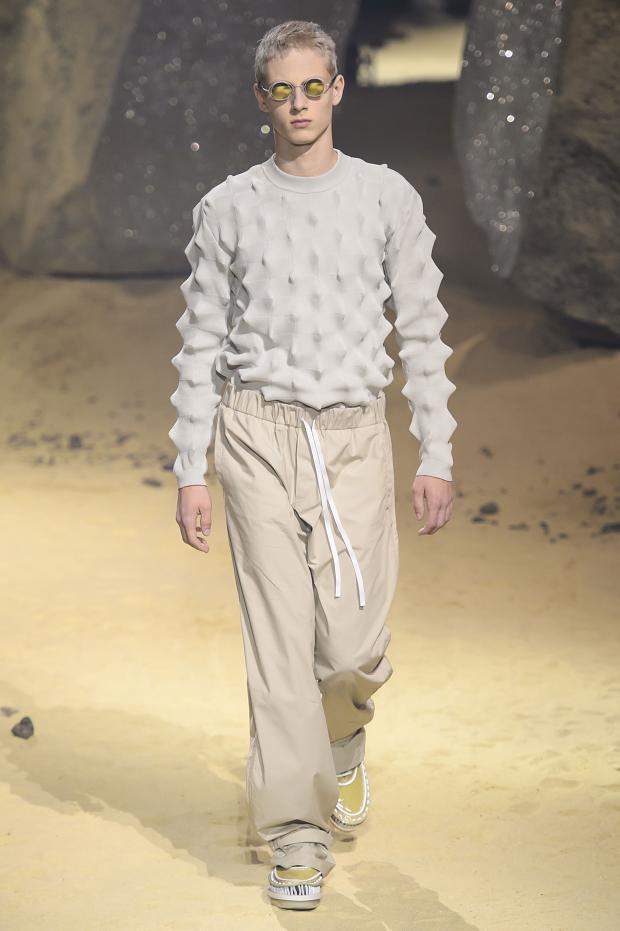 Kenzo Menswear SS 2016 Paris