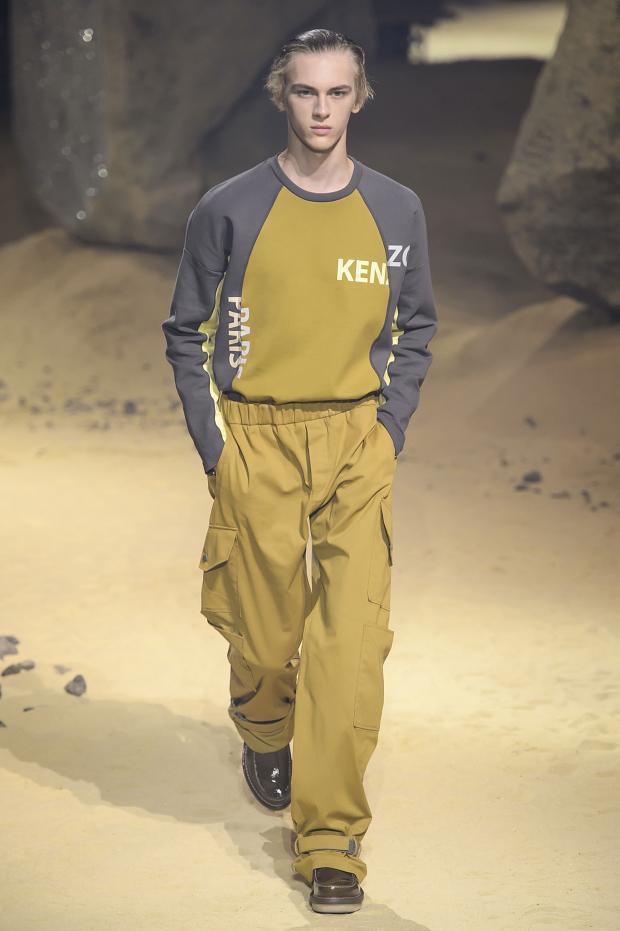 Kenzo Menswear SS 2016 Paris (20)