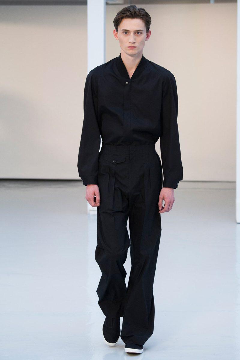 Lemaire Menswear SS 2016 Paris (1)