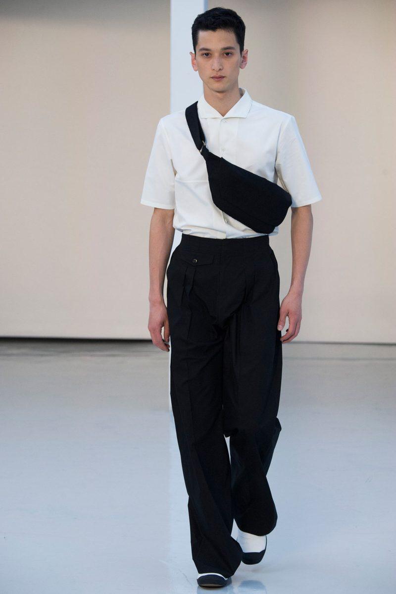Lemaire Menswear SS 2016 Paris (26)
