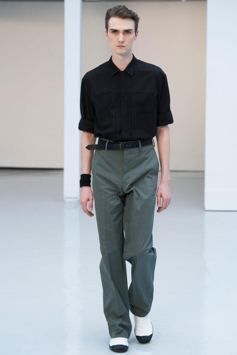 Lemaire Menswear SS 2016 Paris (6)