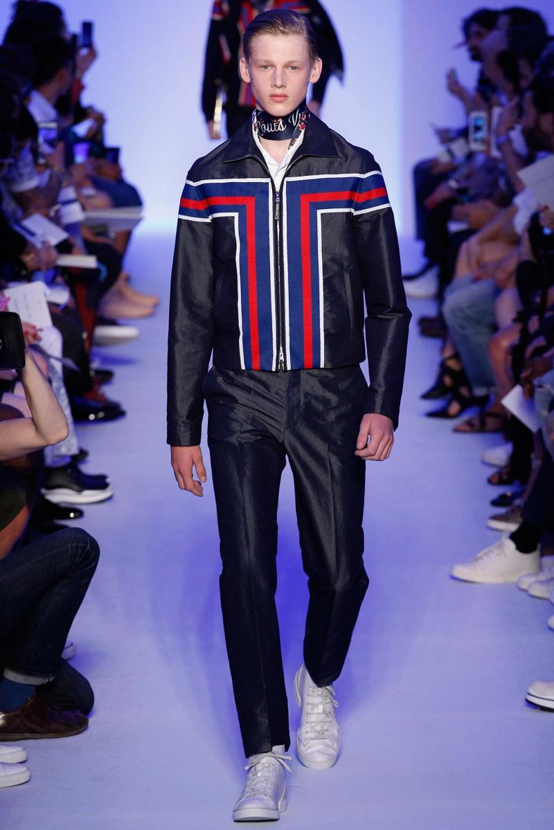 Louis Vuitton Menswear SS 2016 Paris (13)