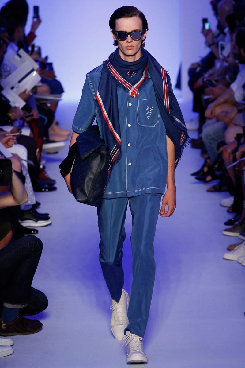 Louis Vuitton Menswear SS 2016 Paris (18)