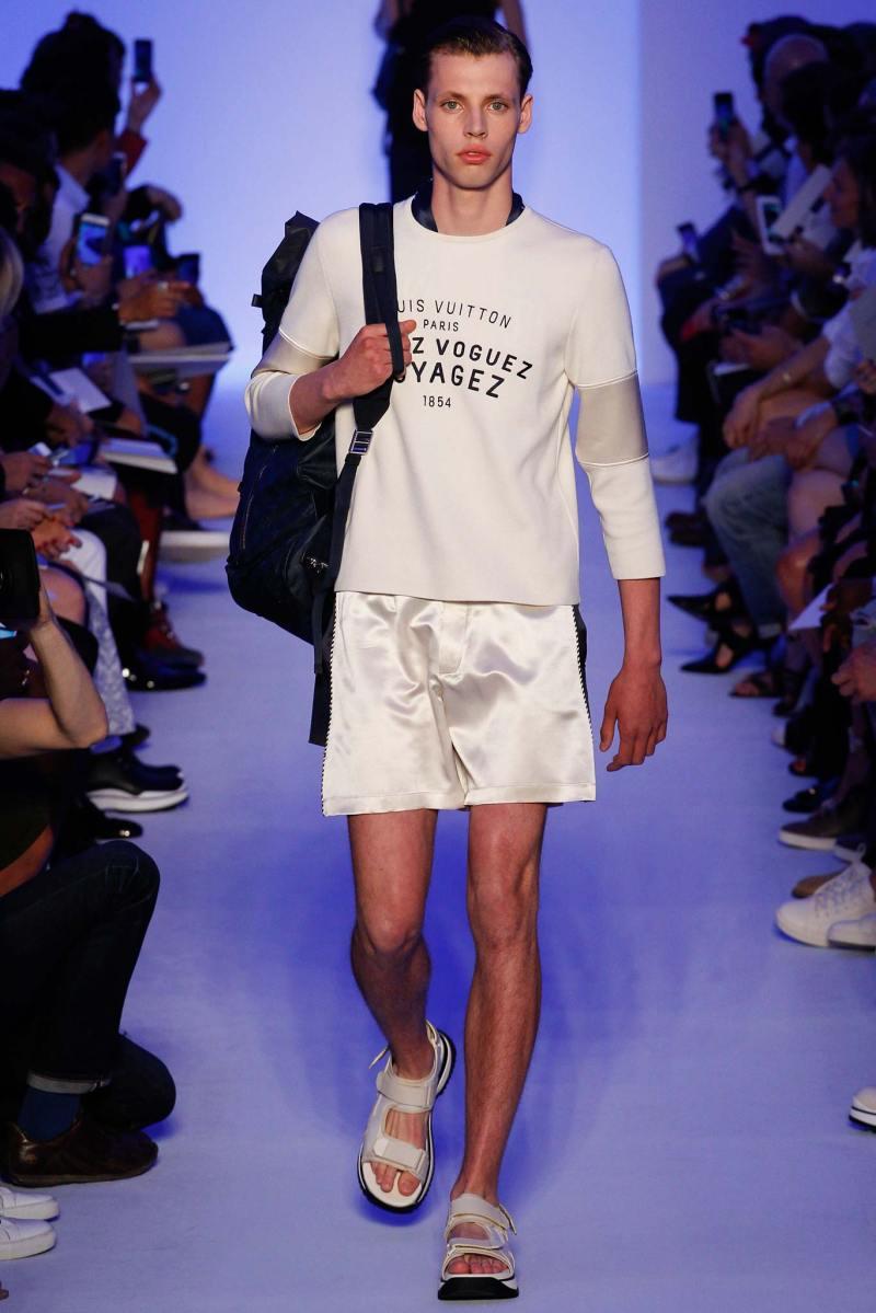 Louis Vuitton Menswear SS 2016 Paris (22)