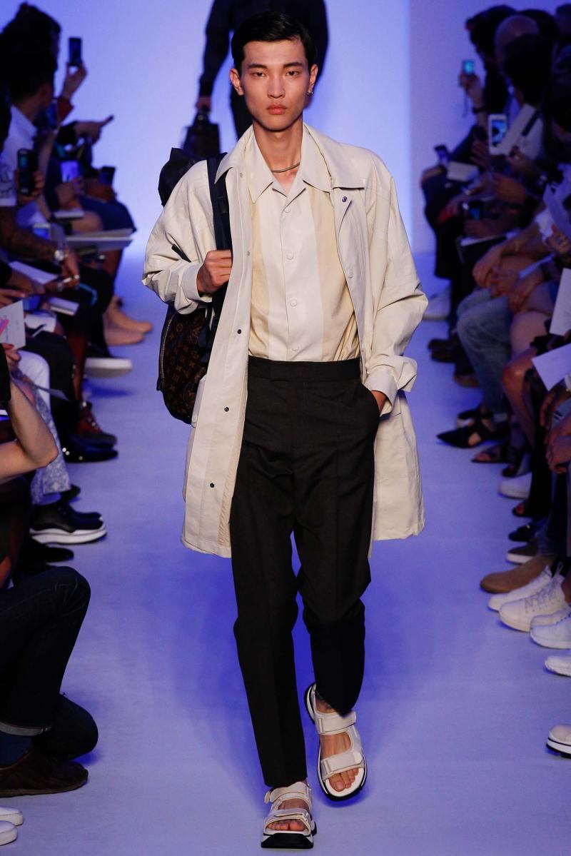 Louis Vuitton Menswear SS 2016 Paris (26)