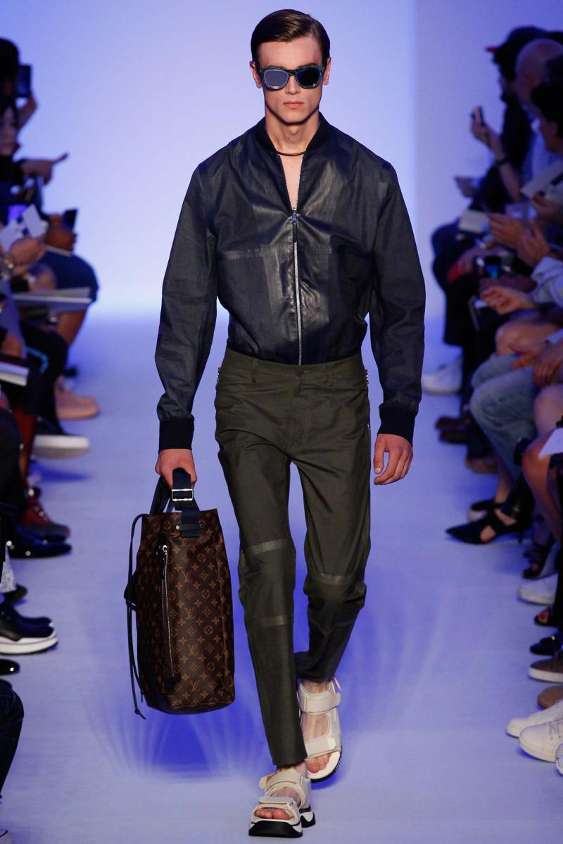 Louis Vuitton Menswear SS 2016 Paris (27)