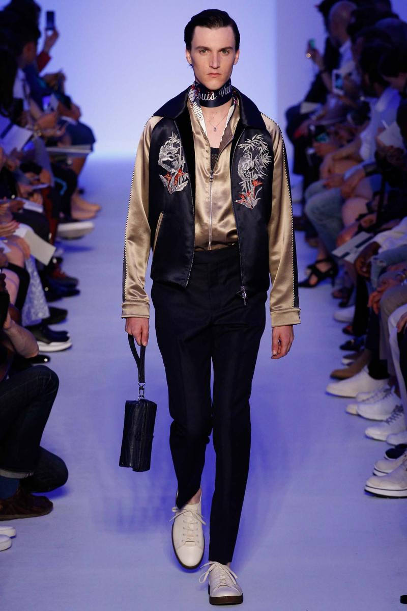 Louis Vuitton Menswear SS 2016 Paris (31)