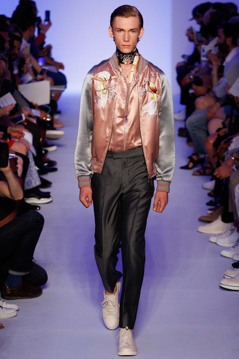 Louis Vuitton Menswear SS 2016 Paris (34)