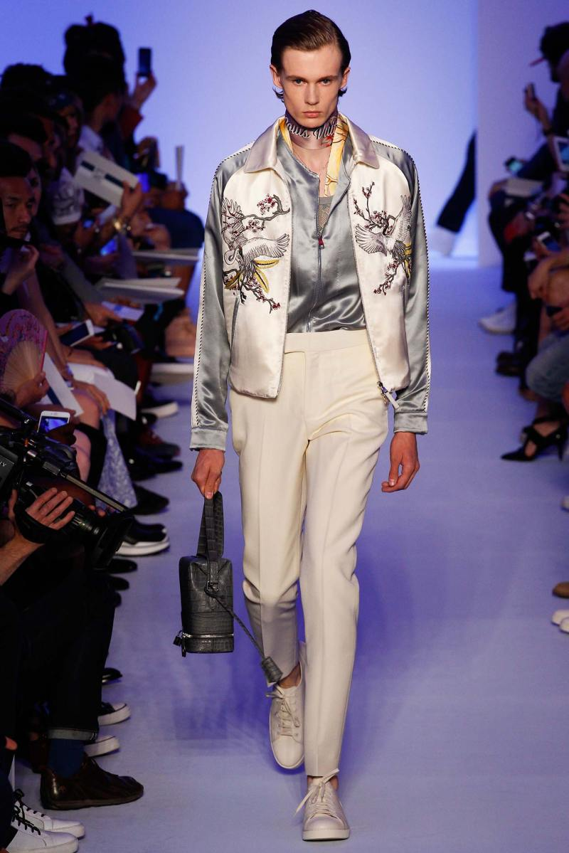 Louis Vuitton Menswear SS 2016 Paris (37)