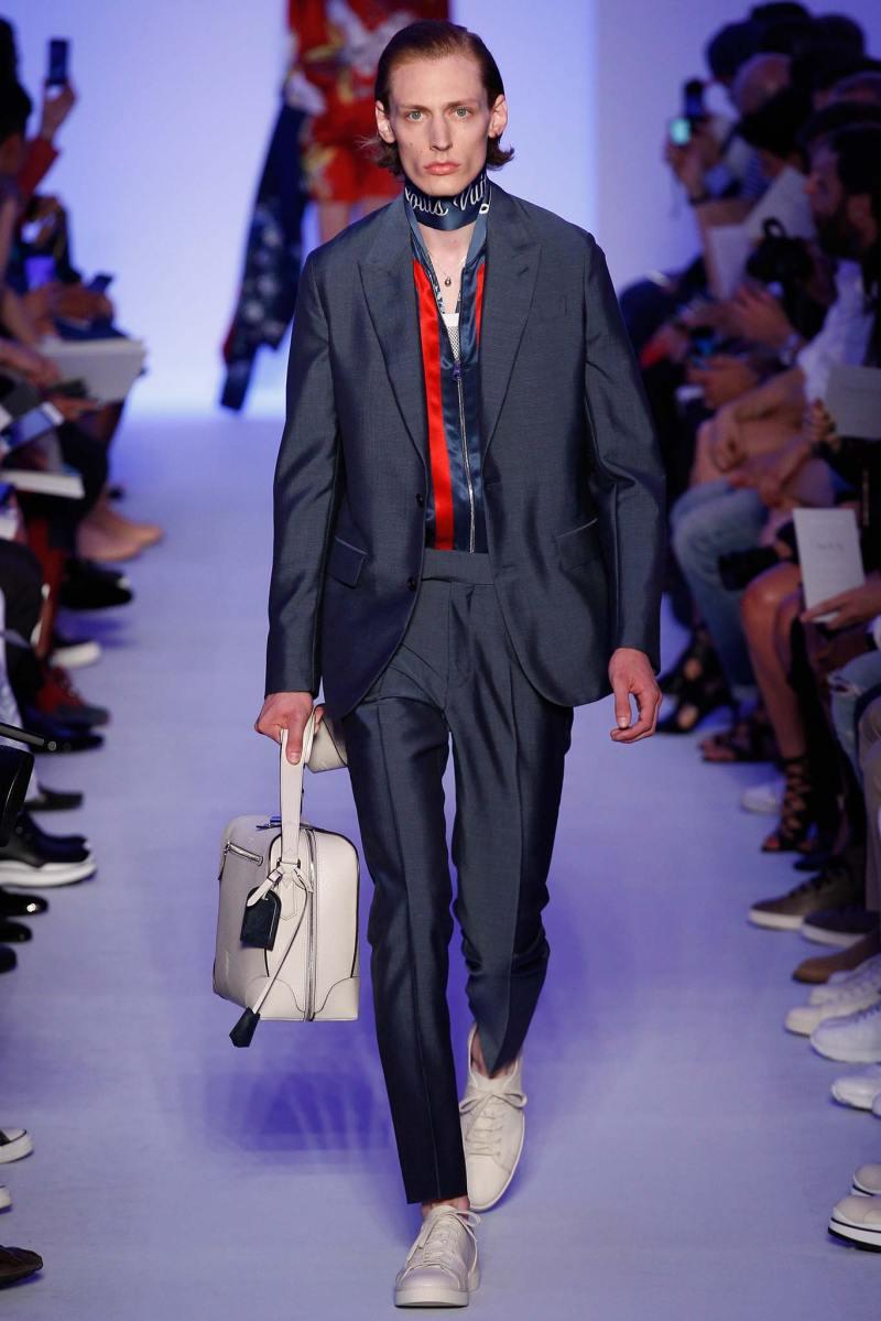 Louis Vuitton Menswear SS 2016 Paris (4)