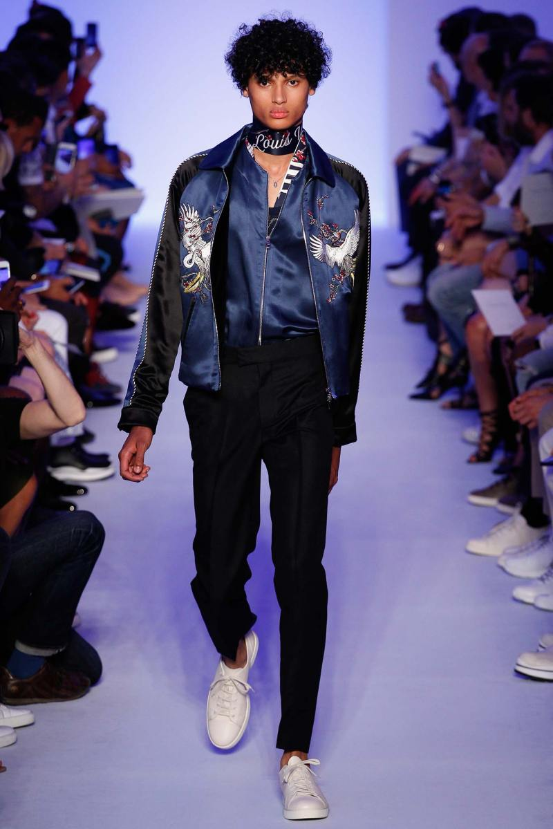 Louis Vuitton Menswear SS 2016 Paris (7)