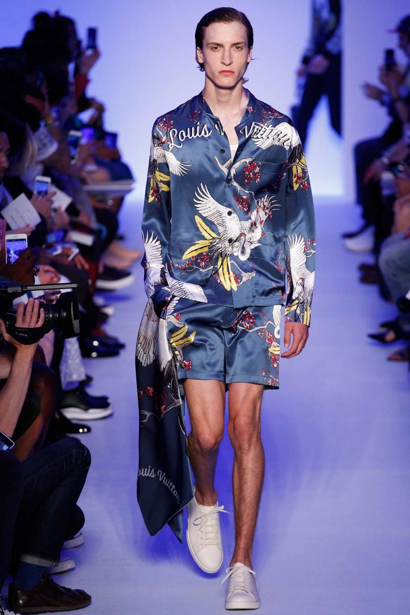 Louis Vuitton Menswear SS 2016 Paris (9)