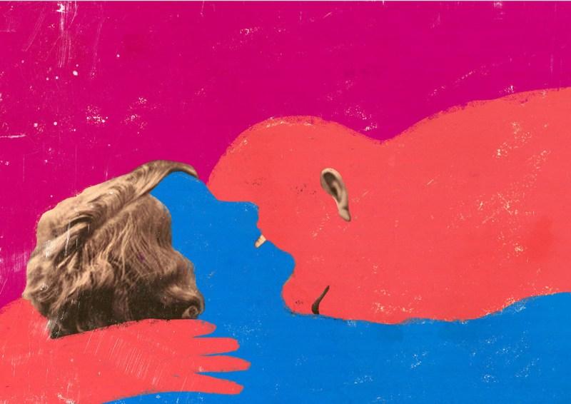 Love by artist Raphaëlle Martin