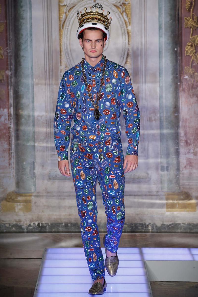 Moschino Menswear SS 2016 (11)
