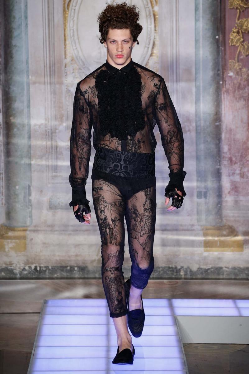 Moschino Menswear SS 2016 (16)