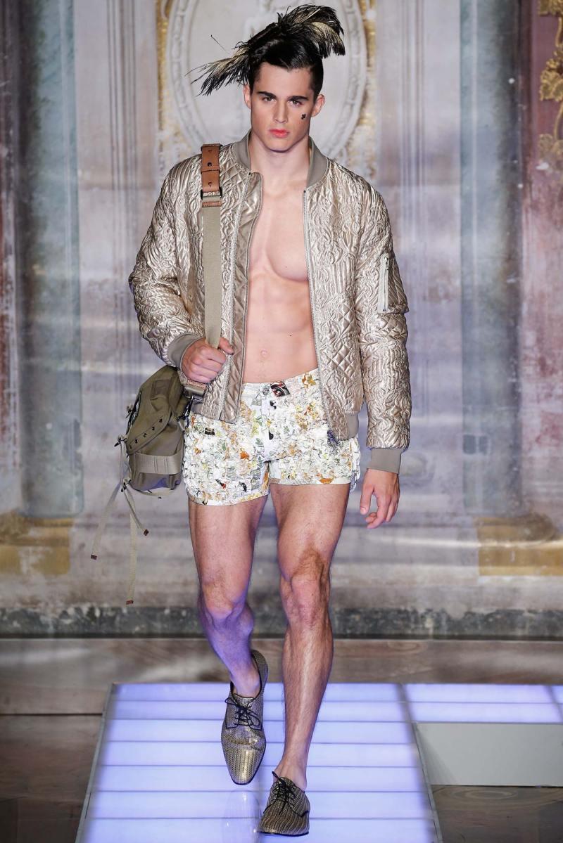 Moschino Menswear SS 2016 (20)
