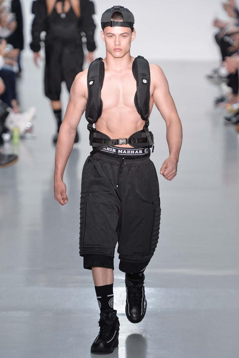 Nasir Mazhar Menswear SS 2016 London (2)