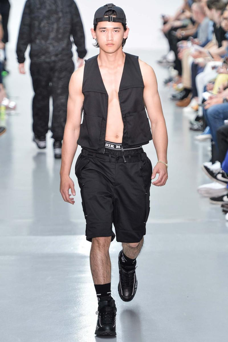 Nasir Mazhar Menswear SS 2016 London (8)