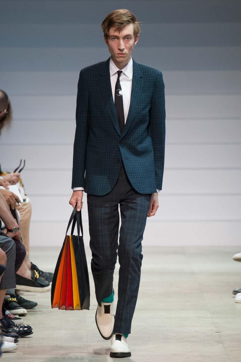 Paul Smith Menswear SS 2016 Paris (1)