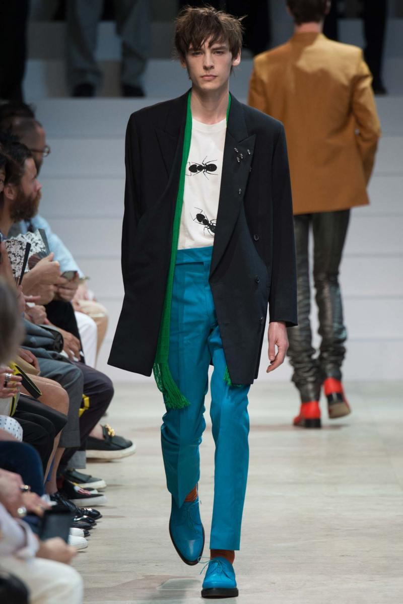 Paul Smith Menswear SS 2016 Paris (15)