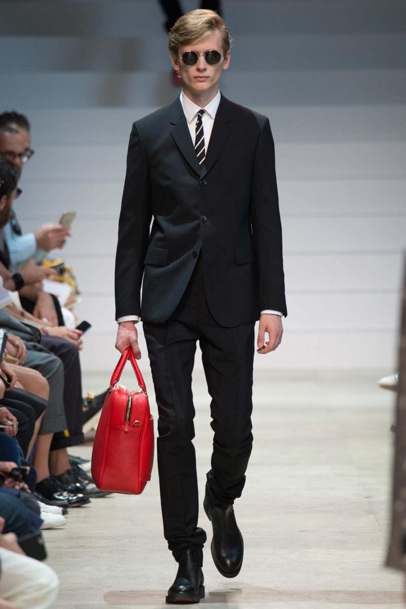 Paul Smith Menswear SS 2016 Paris (4)
