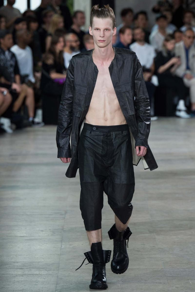 Rick Owens Menswear SS 2016 Paris (17)