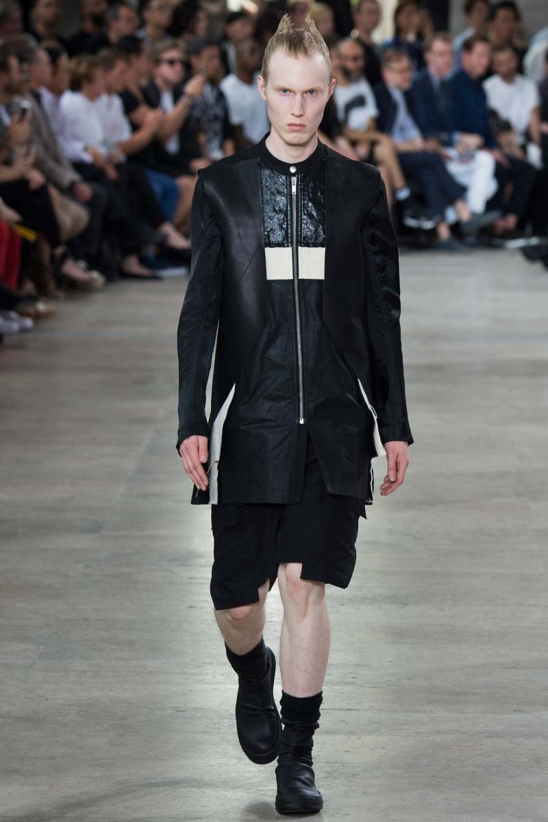 Rick Owens Menswear SS 2016 Paris (24)