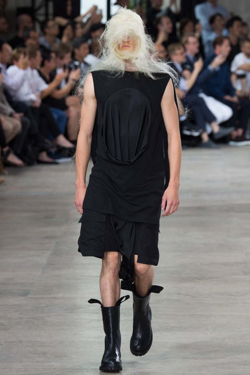 Rick Owens Menswear SS 2016 Paris (7)