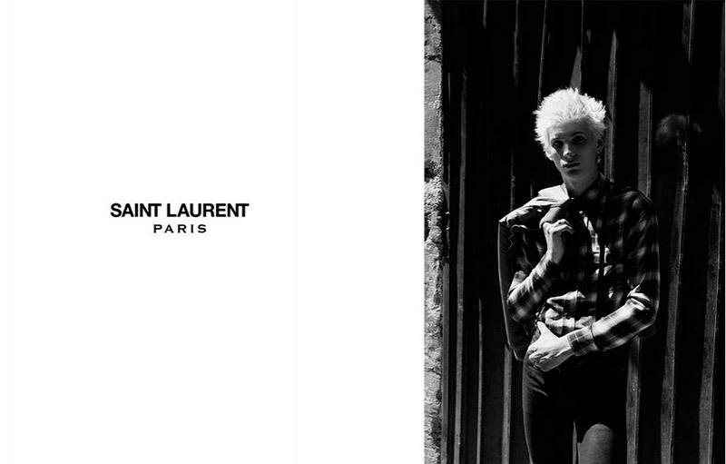 Saint Laurent FW 2015 Print Campaign (1)