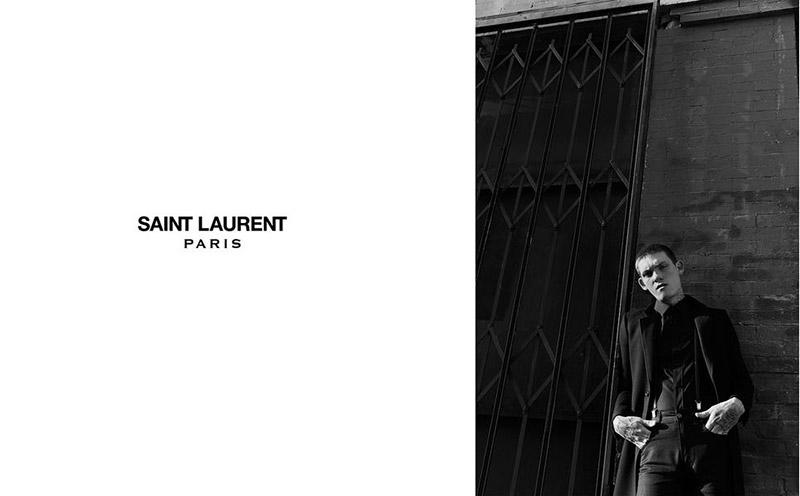 Saint Laurent FW 2015 Print Campaign (2)