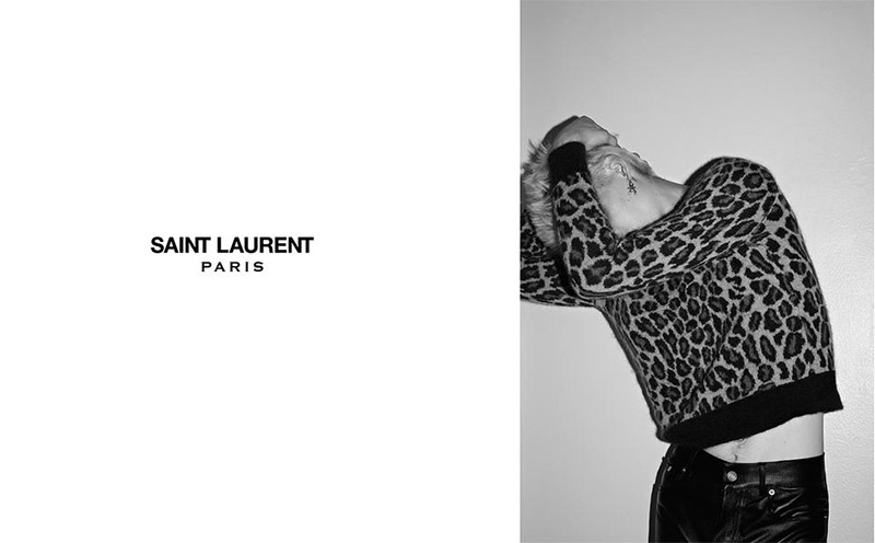 Saint Laurent FW 2015 Print Campaign (9)