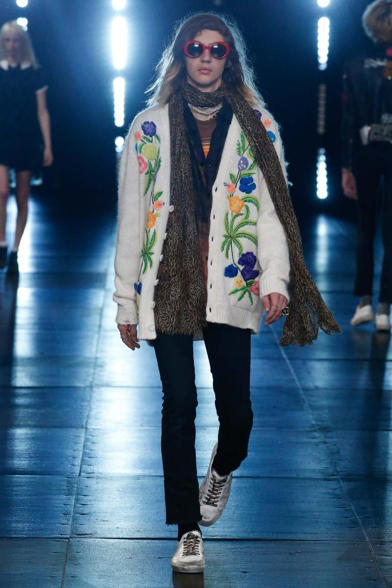 Saint Laurent Menswear SS 2016 Paris (3)