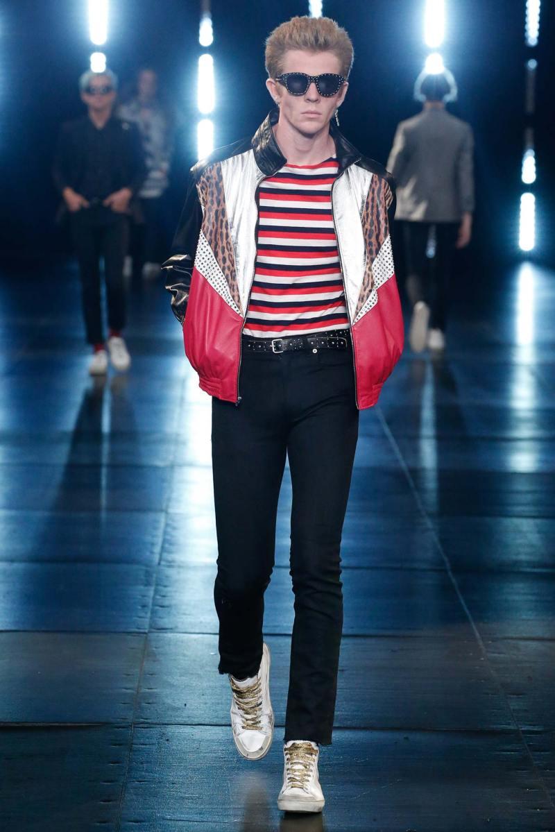 Saint Laurent Menswear SS 2016 Paris (39)