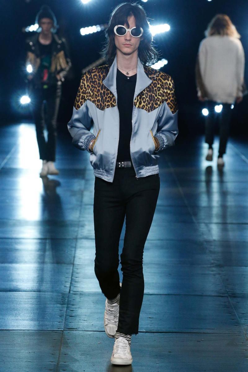 Saint Laurent Menswear SS 2016 Paris (5)