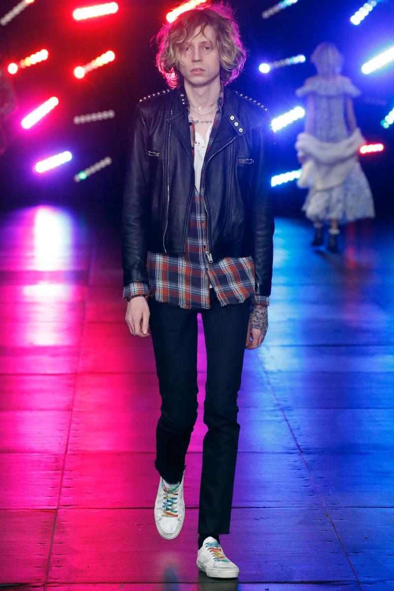 Saint Laurent Menswear SS 2016 Paris (56)