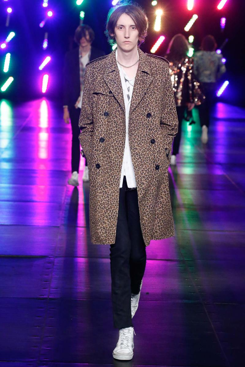 Saint Laurent Menswear SS 2016 Paris (59)
