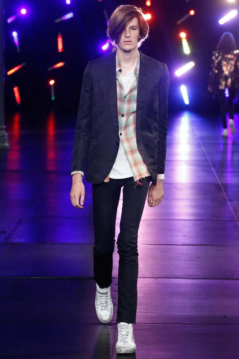 Saint Laurent Menswear SS 2016 Paris (60)