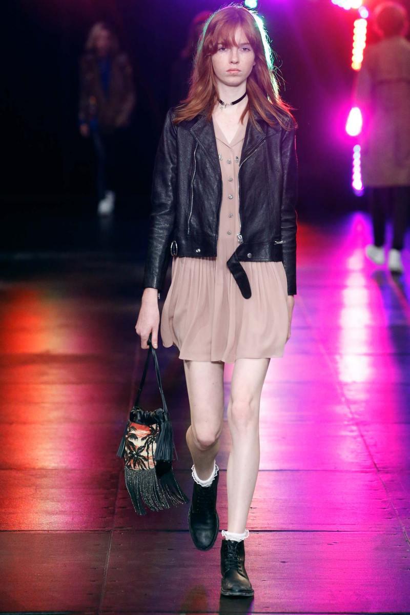 Saint Laurent Menswear SS 2016 Paris (61)