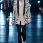 Saint Laurent Menswear S/S 2016 Paris