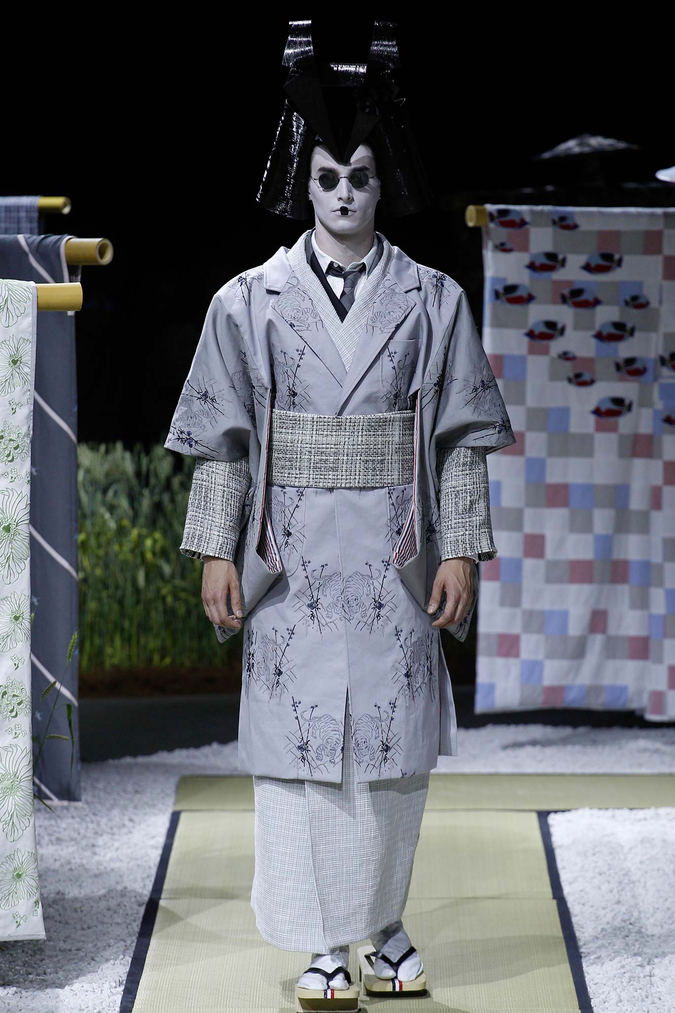 Thom Browne Menswear SS 2016 Paris