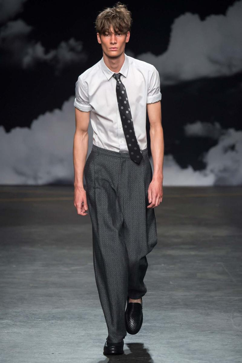 Tiger Of Sweden Menswear SS 2016 London (20)