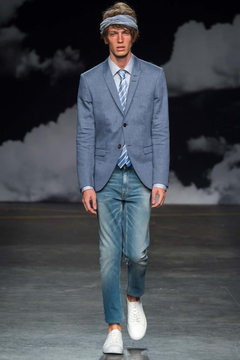 Tiger Of Sweden Menswear SS 2016 London (28)