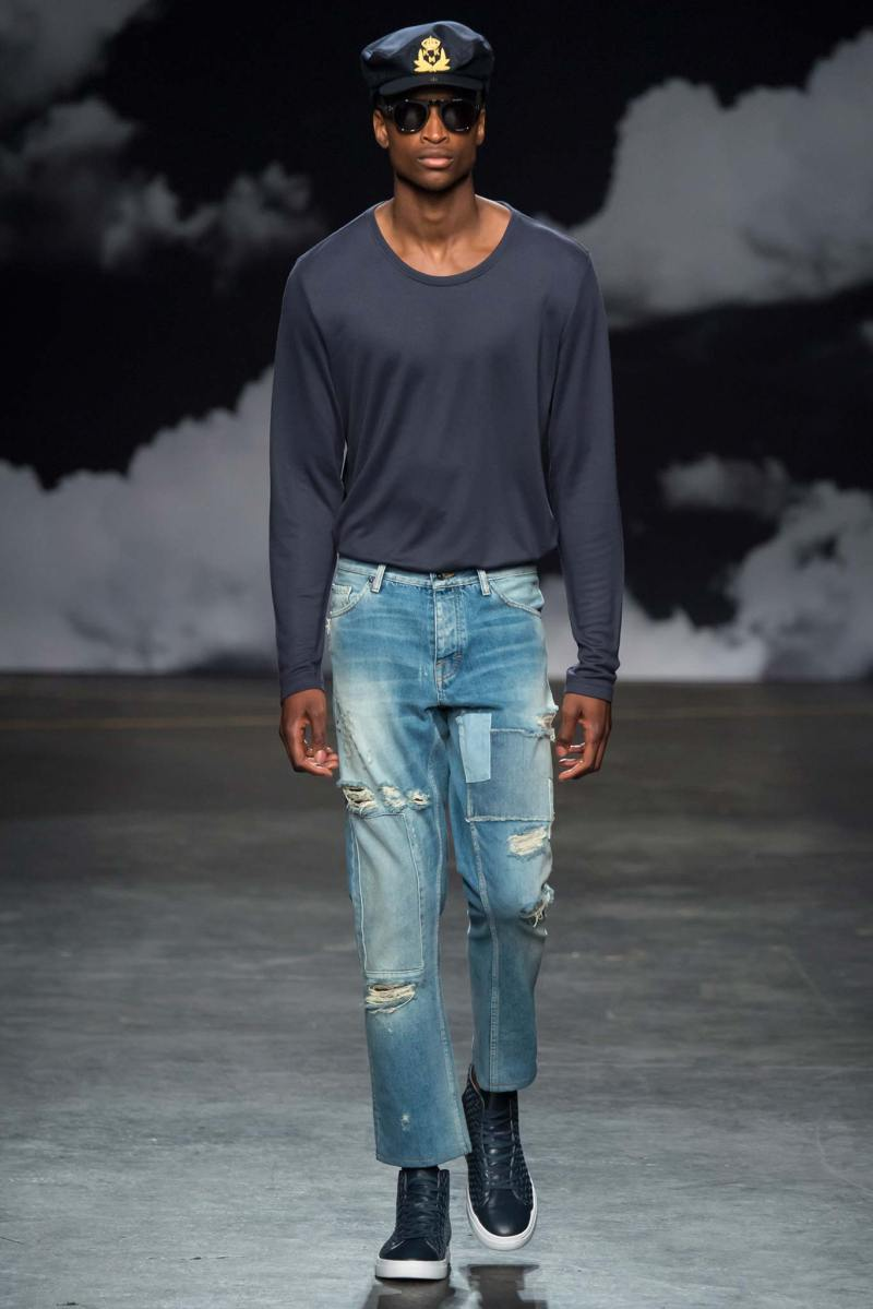 Tiger Of Sweden Menswear SS 2016 London (31)