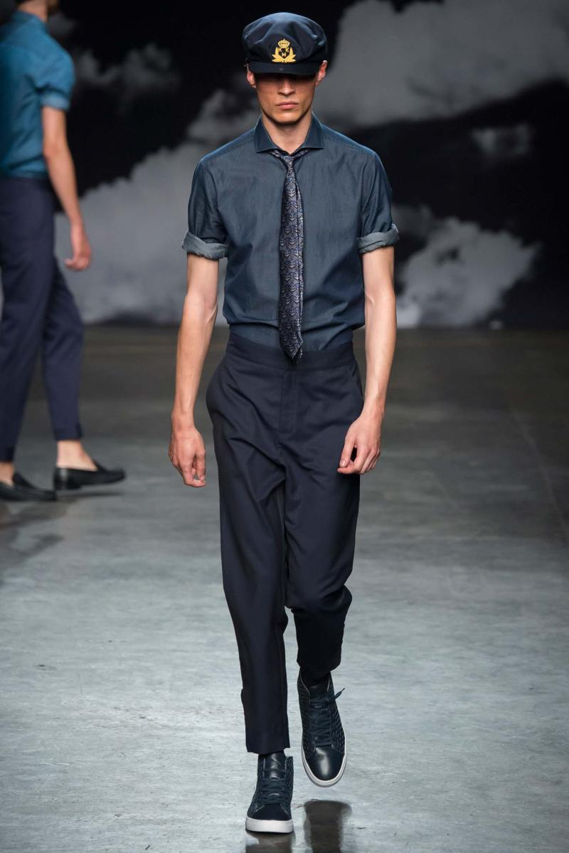 Tiger Of Sweden Menswear SS 2016 London (34)